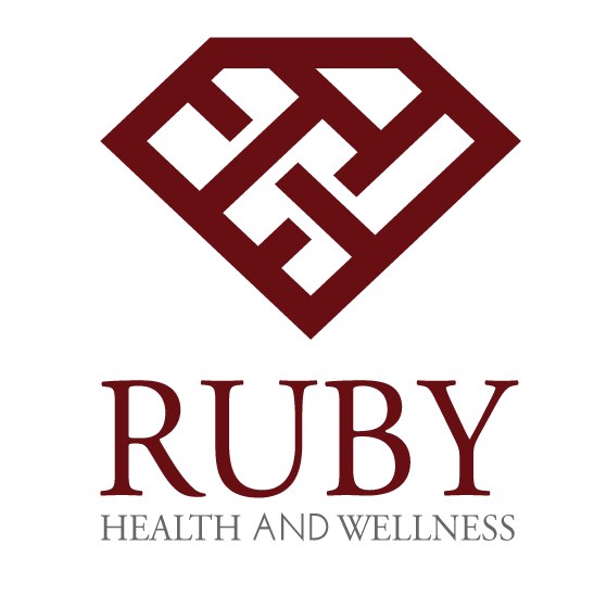 Ruby Health & Wellness Logo