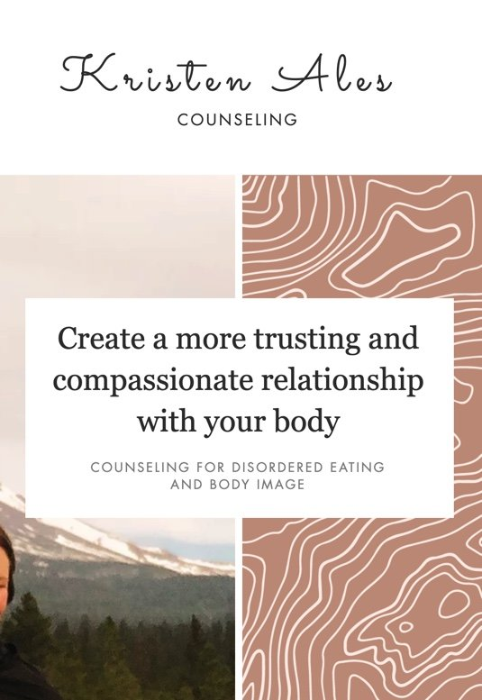 Kristen Ales Counseling